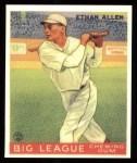 1933 Goudey Reprints #46  Ethan Allen  Front Thumbnail
