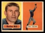 1957 Topps #67   Harlon Hill Front Thumbnail