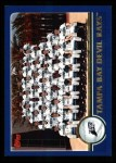 2003 Topps #657   Tampa Bay Devil Rays Team Front Thumbnail