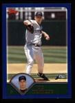 2003 Topps #423  Joe Kennedy  Front Thumbnail