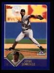 2003 Topps #51  Jose Jimenez  Front Thumbnail