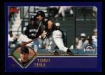 2003 Topps #97  Todd Zeile  Front Thumbnail