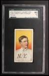 1909 T206 #308 POR Christy Mathewson  Front Thumbnail