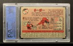 1958 Topps #100 *YT* Early Wynn  Back Thumbnail