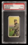 1909 T206 #111 THR Sam Crawford  Front Thumbnail