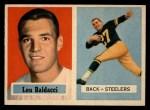 1957 Topps #4   Lou Baldacci Front Thumbnail