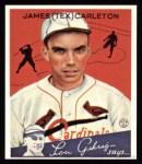 1934 Goudey Reprints #48  Tex Carleton  Front Thumbnail