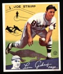 1934 Goudey Reprints #46  Joe Stripp  Front Thumbnail