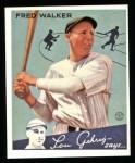 1934 Goudey Reprints #39  Dixie Walker  Front Thumbnail