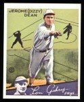 1934 Goudey Reprints #6  Dizzy Dean  Front Thumbnail
