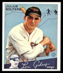 1934 Goudey Reprints #30  Julius Solters  Front Thumbnail
