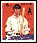 1934 Goudey Reprints #11  Paul Waner  Front Thumbnail