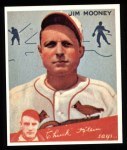 1934 Goudey Reprints #83  Jim Mooney  Front Thumbnail