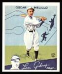 1934 Goudey Reprints #45  Oscar Melillo  Front Thumbnail