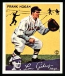 1934 Goudey Reprints #20  Frank Hogan  Front Thumbnail