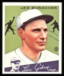 1934 Goudey Reprints #7  Leo Durocher  Front Thumbnail