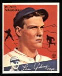 1934 Goudey Reprints #22  Arky Vaughan  Front Thumbnail