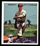 1934 Goudey Reprints #19  Lefty Grove  Front Thumbnail