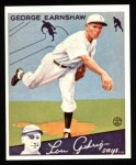 1934 Goudey Reprints #41  George Earnshaw  Front Thumbnail