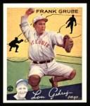 1934 Goudey Reprints #64  Frank Grube  Front Thumbnail