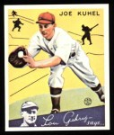 1934 Goudey Reprints #16  Joe Kuhel  Front Thumbnail
