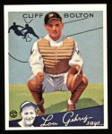 1934 Goudey Reprints #65  Cliff Bolton  Front Thumbnail