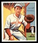 1934 Diamond Stars Reprints #48  Rick Ferrell  Front Thumbnail