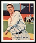 1934 Diamond Stars Reprints #59  Jim Bottomley  Front Thumbnail