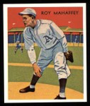 1934 Diamond Stars Reprints #10  Leroy Mahaffey  Front Thumbnail