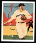1934 Diamond Stars Reprints #29  Red Rolfe  Front Thumbnail