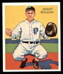 1934 Diamond Stars Reprints #22  Jimmy Wilson  Front Thumbnail