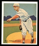 1934 Diamond Stars Reprints #23  Bill Hallahan  Front Thumbnail