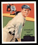 1934 Diamond Stars Reprints #60  Charley Red Ruffing  Front Thumbnail