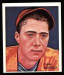 1934 Diamond Stars Reprints #19  Van Mungo  Front Thumbnail