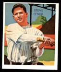 1934 Diamond Stars Reprints #87  Steve O'Neil   Front Thumbnail