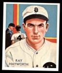 1934 Diamond Stars Reprints #90  Ray Hayworth  Front Thumbnail