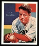 1934 Diamond Stars Reprints #57  Cy Blanton  Front Thumbnail