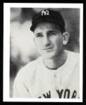 1939 Play Ball Reprints #42  Arndt Jorgens  Front Thumbnail