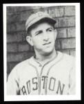 1939 Play Ball Reprints #61  Tony Cuccinello  Front Thumbnail