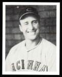 1939 Play Ball Reprints #99  Wally Berger  Front Thumbnail