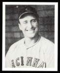 1939 Play Ball Reprints #99  Wally Berger  Front Thumbnail