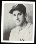 1939 Play Ball Reprints #23  Burgess Whitehead  Front Thumbnail