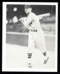1939 Play Ball Reprints #31  Sam West  Front Thumbnail