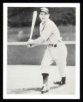 1939 Play Ball Reprints #25  George Selkirk  Front Thumbnail