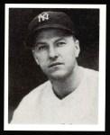 1939 Play Ball Reprints #71  Monte Pearson  Front Thumbnail