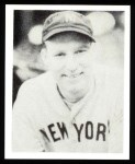 1939 Play Ball Reprints #3  Red Ruffing  Front Thumbnail