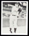 1939 Play Ball Reprints #81  Babe Dahlgren  Front Thumbnail