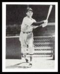 1939 Play Ball Reprints #14  Jim Tabor  Front Thumbnail