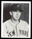 1939 Play Ball Reprints #53  Carl Hubbell  Front Thumbnail