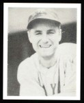 1939 Play Ball Reprints #35  Bill Jurges  Front Thumbnail